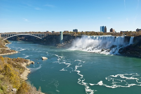 Niagara Falls Niagara Falls is the world's largest falls, one of the most marvelous wonders in North America