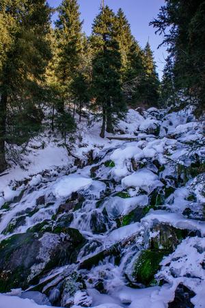 Ice melting Imagens - 96687215