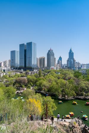 Urumqi scenery