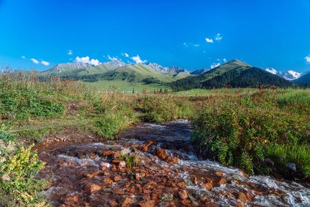 china xin jiang scenery Imagens