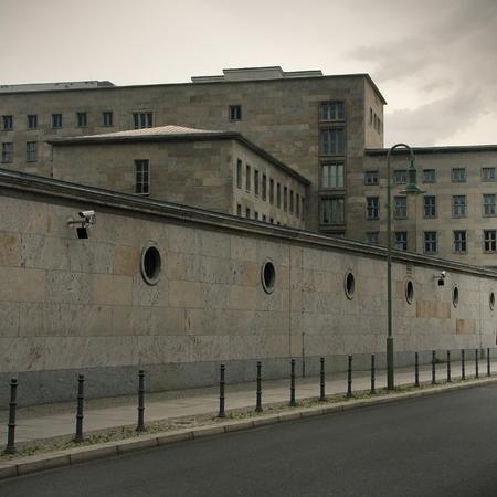 morose: Berlin Wall memorial. Berlin, Germany. July 13, 2014 Editorial