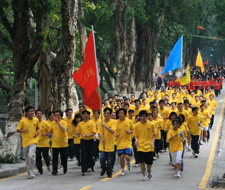 collectives: Academy marathon