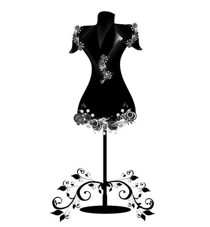 sewing supplies: Mannequin