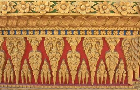 thai motifs: Art