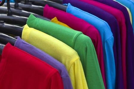 color shirt Stock Photo - 16485581