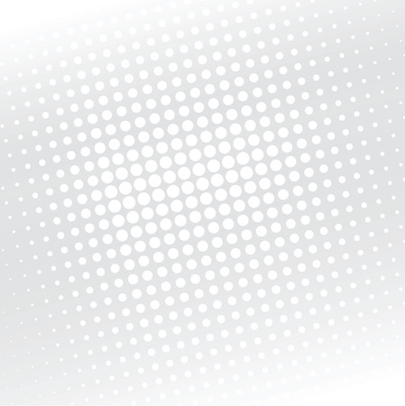 halftone background: Abstract Gray Halftone Background Vector