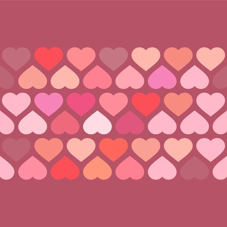 pixelate: Love Heart Pixelate Pattern Background