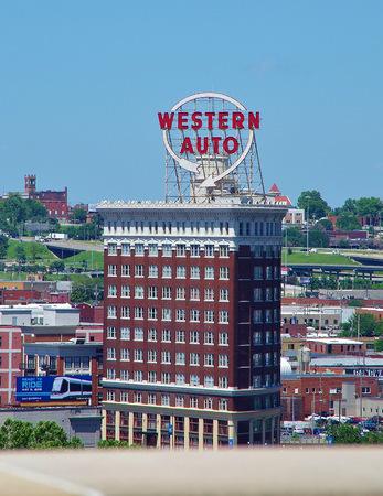 Western Auto Building, Kansas City MO