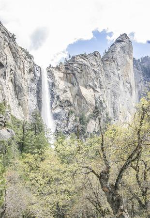 bridalveil fall: Bridalveil Fall,Yosemite National Park, CA. USA