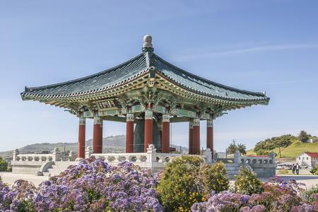 The Korean Bell of Friendship,  Angel