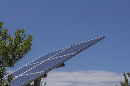 Solar Panel, solar energy, asolar photovoltaic module,alternative energy, Newport,Oregon.USA.