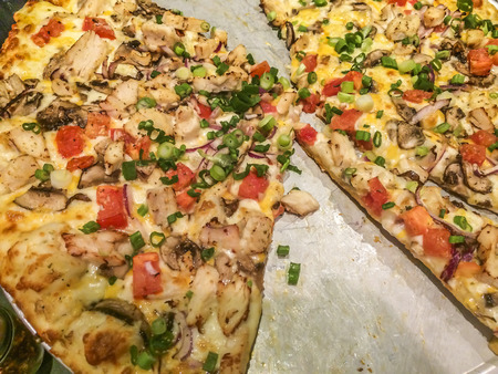 Vegetables Pizza, Baker, Italian dish, Italian food,
