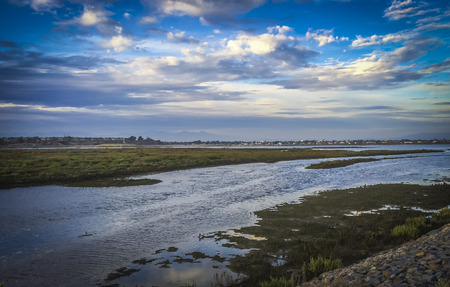peacefull: Bolsa Chica ecological reserve,  natural reserve in the city of Huntington Beach, California, United States