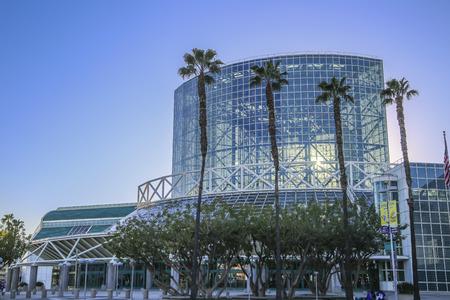 Los Angeles Convention Center south hall,Los Angeles, CA. USA.