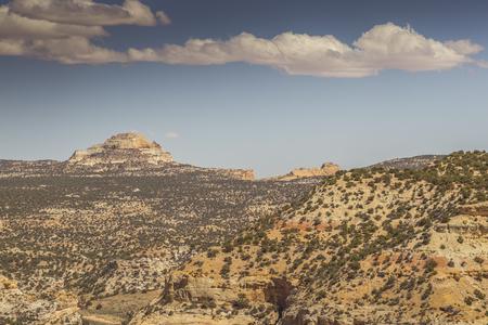 Majestic Eagle canyon dome , utah. USA. Reklamní fotografie