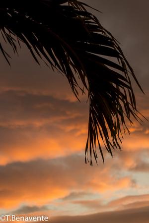 Sunset  at Moyogalpa Beach, Ometepe Island, Rivas, Nicaragua