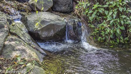 Balgue river waterfal, Balgue, Ometepe Island, Rivas, Nicaragua