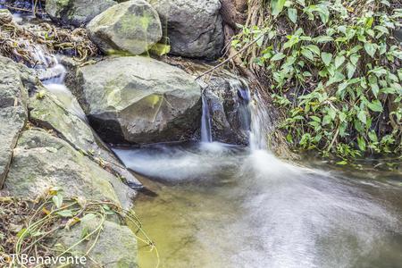 Balgue river cascade, Balgue, Ometepe Island, Rivas, Nicaragua