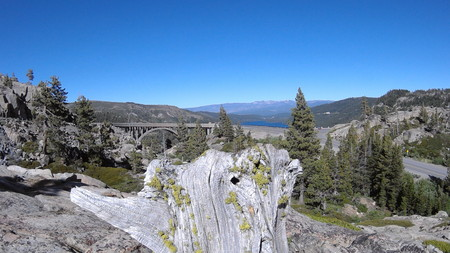 Rainbow Bridge Donner Pass