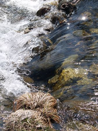 spring stream rift Stock Photo - 805848
