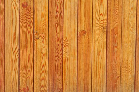 logwood: fresh fir planks with knots textured background