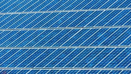 solar energy panel cells background Stock Photo - 9375140