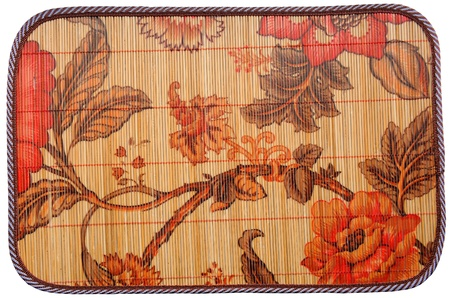 handmade raw textile traditional russian patchwork photo