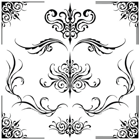 Decorative Element   Frames