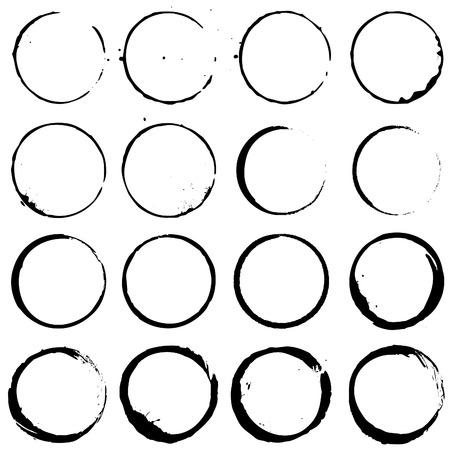 Circle Elements set 02