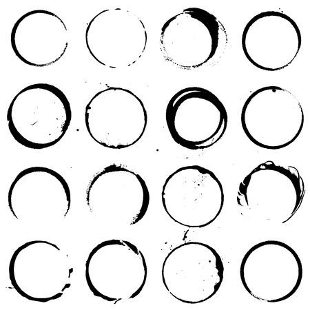 Circle Elements set 01