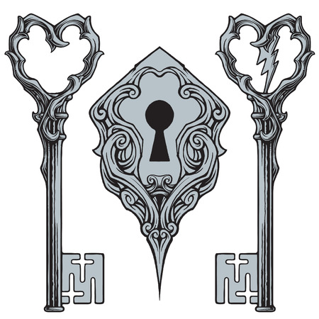 elemental: Keys and Key hole