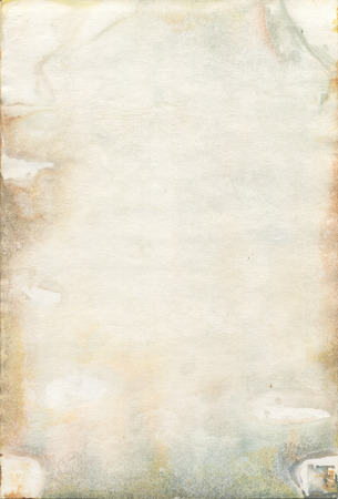 moldy: Moldy old watercolour paper texture