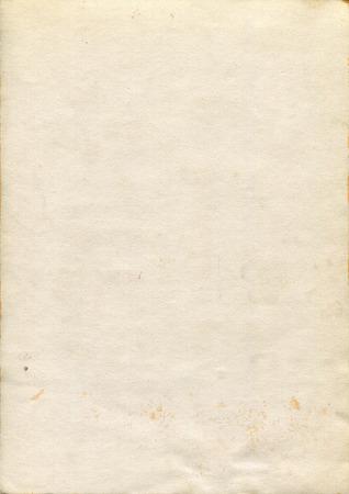 古いクリーム紙テクスチャ 写真素材