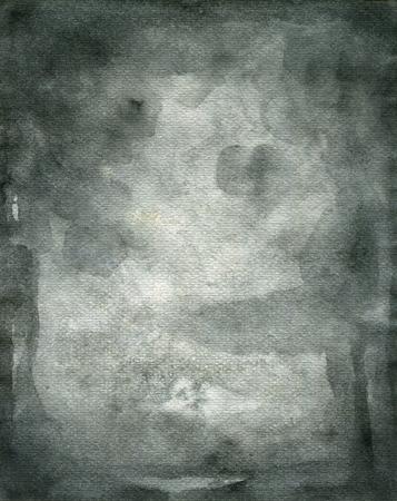depressive: Grunge watercolor texture Stock Photo