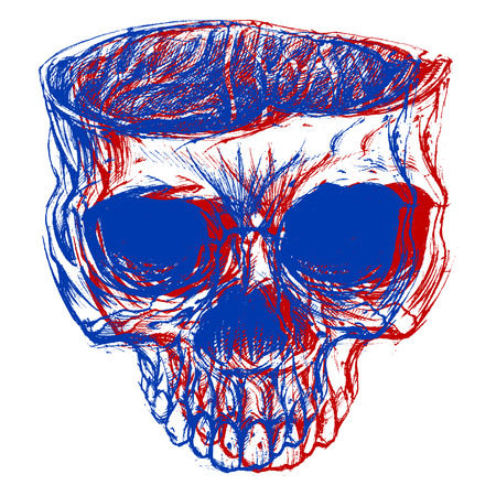 Crâne 3D