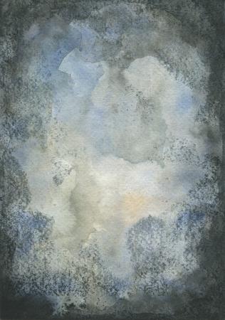 downcast: Grunge watercolor texture Stock Photo