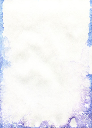 Stained Soft Watercolor paper texture