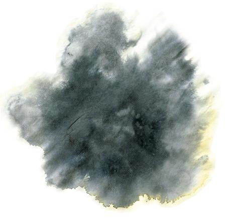 インク ソフト効果テクスチャ 写真素材