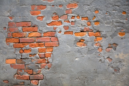 A brick wall suitable for a background.