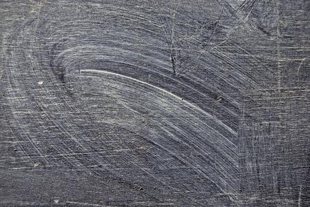 smeared: Smeared chalkboard design