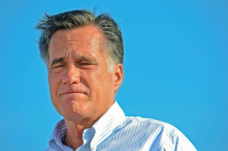 Mitt Romney, June 19, 2012, Campaign rally in Holland