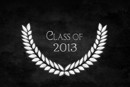 diamond laurel for class of 2013
