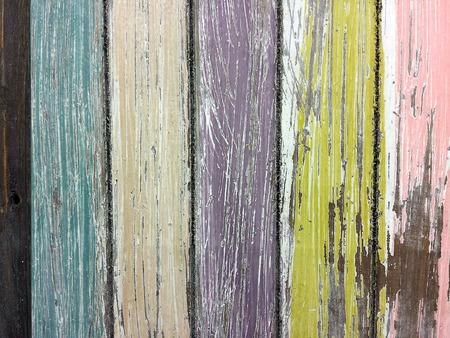 barnwood: pintura descolorida en madera del granero Foto de archivo