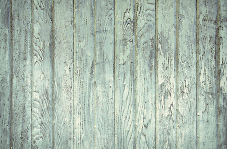faded: faded turquoise painted barn wood background Stock Photo