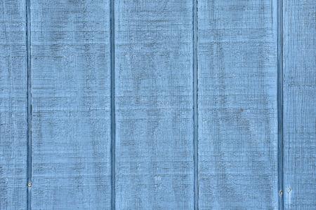 painted wood: rustic wood painted blue
