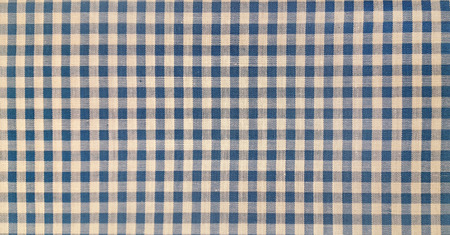 gingham: blue denim gingham fabric background