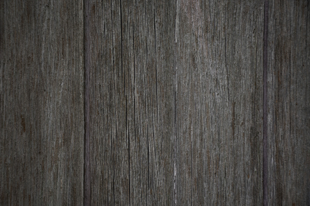 Close up of dark gray rustic wood background Stock Photo
