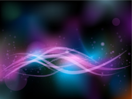 Abstract bright background blur. Stock Vector - 12595111