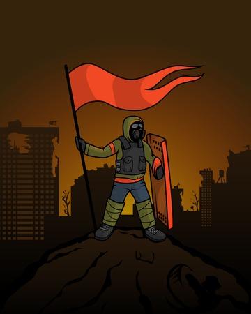 judgement day: Protector Apocalypse