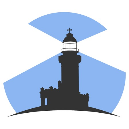lighthouse at night: Lighthouse